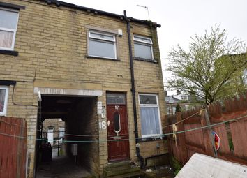 Thumbnail 2 bedroom end terrace house for sale in West Park Terrace, Bradford, West Yorkshire