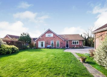Thumbnail 5 bed detached house for sale in Bradley Lane, Rufforth, York