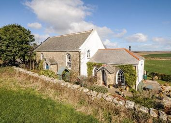 Thumbnail 3 bedroom detached house for sale in Penzance, Cornwall