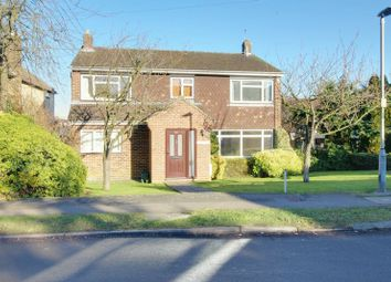 Thumbnail 5 bed detached house to rent in Hill Rise, Cuffley, Potters Bar
