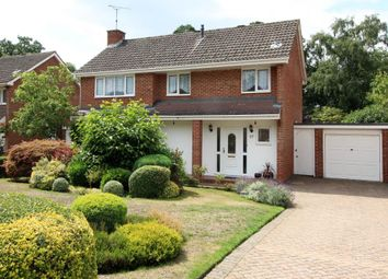 Thumbnail 4 bed detached house for sale in High Beeches, Frimley