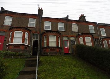 Thumbnail 1 bedroom maisonette for sale in Harcourt Street, Luton
