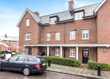 Thumbnail 4 bed town house for sale in Gabriels Square, Lower Earley, Reading, Berkshire