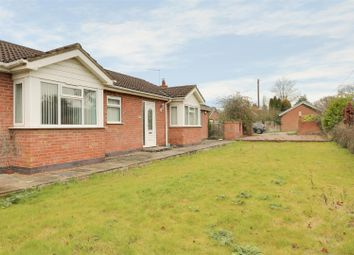 Thumbnail 4 bed detached bungalow for sale in Moor Road, Bestwood, Nottinghamshire