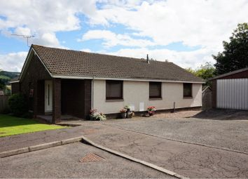 Thumbnail 4 bed bungalow for sale in Milton Place, Auchterarder
