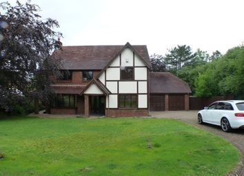 Thumbnail 4 bed detached house to rent in Clos Bryngwyn, Garden Village, Swansea