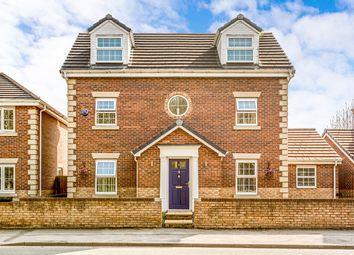 5 bed detached house for sale in Queen Street, Great Preston, Leeds LS26