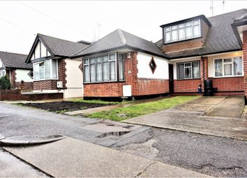 Thumbnail 4 bed semi-detached bungalow for sale in Cleveland Drive, Westcliff-On-Sea