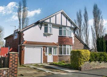 Thumbnail 5 bed detached house for sale in Dial Park Road, Offerton, Stockport, Cheshire