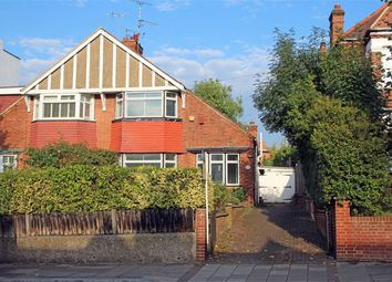 Thumbnail 3 bed semi-detached house for sale in Colney Hatch Lane, Muswell Hill, London