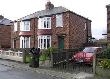 Thumbnail 3 bed semi-detached house for sale in 7 Leeming Road, Linthorpe, Middlesbrough, Cleveland