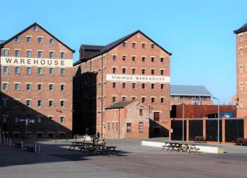 2 bed flat for sale in Vinings Warehouse, The Docks, Gloucester GL1