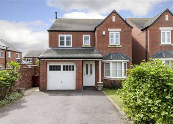 Thumbnail 3 bed detached house for sale in Spring Gardens, Wessington, Alfreton