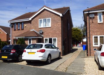 2 bed semi-detached house to rent in Wittering Close, Long Eaton, Nottingham NG10