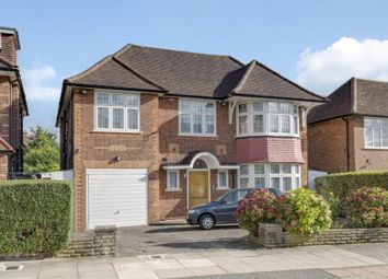 Kingsgate Avenue, London N3. 5 bed detached house