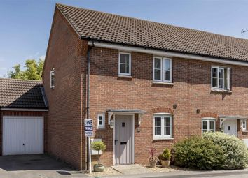 Thumbnail 3 bed end terrace house for sale in Baxendale Road, Chichester