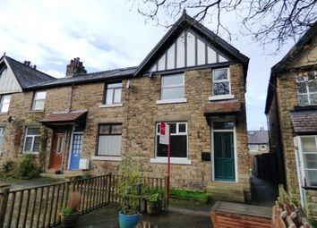 Thumbnail 3 bed end terrace house for sale in Oak Bank, Newtown, Disley, Stockport