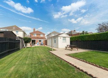 Thumbnail 3 bed detached house for sale in Highfield Road, Winton, Bournemouth
