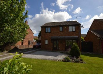 Thumbnail 4 bed detached house for sale in Rolston Road, Hornsea, East Yorkshire
