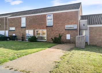 Thumbnail 4 bed terraced house for sale in Hawthorne Lane, Raf Lakenheath, Brandon