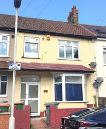 Thumbnail 2 bed flat for sale in Ground Floor Flat, Charlemont Road, East Ham, London