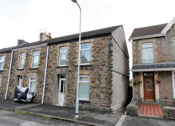 Thumbnail 2 bedroom end terrace house for sale in Wychtree Street, Morriston