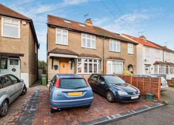 Thumbnail 5 bedroom semi-detached house for sale in Campfield Road, St.Albans