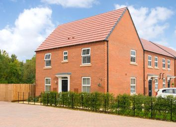"""Thumbnail 3 bedroom semi-detached house for sale in """"Hadley"""" at Kingston Way, Market Harborough"""