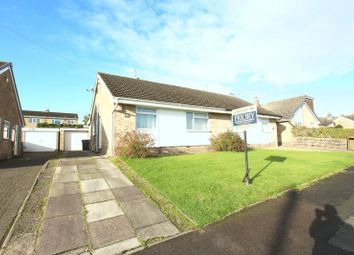 Thumbnail 2 bed semi-detached bungalow for sale in Lotus Avenue, Knypersley, Stoke-On-Trent