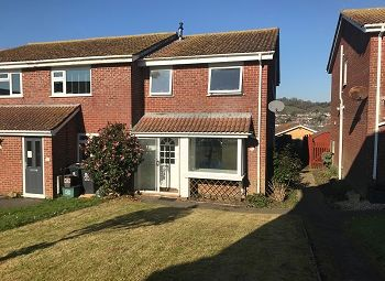 Thumbnail 3 bedroom terraced house to rent in Norman Close, Bridport