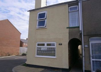 Thumbnail 2 bed semi-detached house to rent in Crosbys Row, Sutton Bridge, Spalding