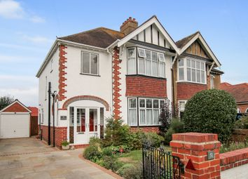 3 bed semi-detached house for sale in Loxwood Avenue, Broadwater, Worthing BN14