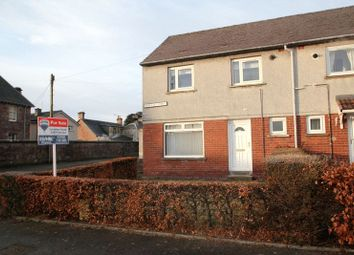 Thumbnail 2 bed semi-detached house for sale in North Hill Street, Tillicoultry