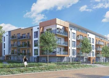 Thumbnail 2 bedroom flat for sale in Sapphire Gate At Kings Park, St Clements Avenue, Harold Wood, Romford