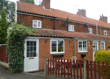 Thumbnail 2 bed cottage to rent in Bottom Row, Ollerton, Newark