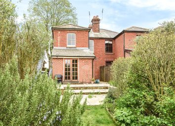 Thumbnail 3 bed semi-detached house for sale in Grange Road, Alresford, Hampshire
