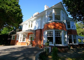 3 bed flat for sale in West Overcliff Drive, Westbourne, Bournemouth BH4