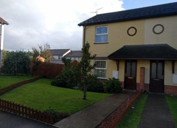 Thumbnail 2 bed terraced house to rent in Willow Close, Peel, Isle Of Man