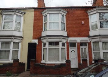Thumbnail 3 bed terraced house for sale in 28 Beaconsfield Road, Off Narborough Road, Leicester