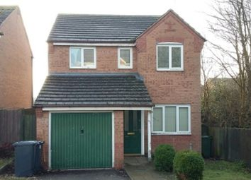 Thumbnail 3 bedroom detached house to rent in Garston Road, Great Oakley, Corby