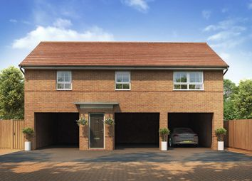 "Thumbnail 2 bed flat for sale in ""Alverton"" at The Ridge, London Road, Hampton Vale, Peterborough"