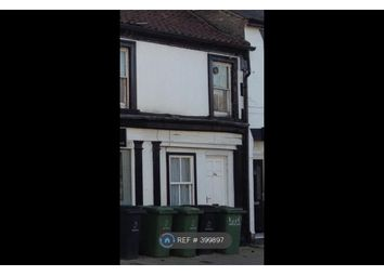 Thumbnail 1 bed terraced house to rent in Castle Street, Thetford