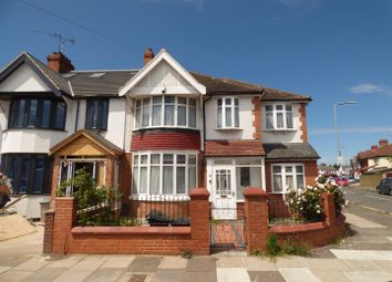 Thumbnail 4 bed end terrace house for sale in Ashburton Avenue, Ilford