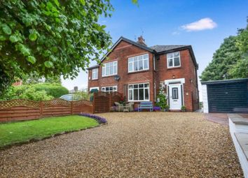 Thumbnail 3 bed semi-detached house for sale in Meadowside, Knypersley, Stoke-On-Trent