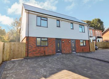 Thumbnail 3 bedroom semi-detached house for sale in Beacon Bottom, Park Gate, Southampton