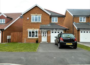 Thumbnail 3 bedroom detached house for sale in 8 Larch Lane, Tredegar, Blaenau Gwent.