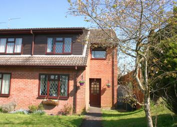 Thumbnail 3 bed semi-detached house for sale in Tarrants Hill, Hungerford