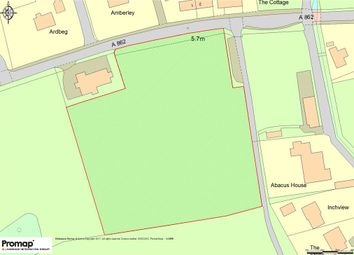 Thumbnail Land for sale in Residential Development Site, Inchmore, Inverness