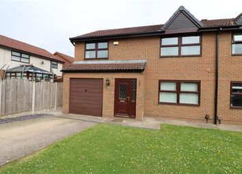 Thumbnail 4 bed semi-detached house to rent in Abbotsford Drive, Carlisle, Cumbria