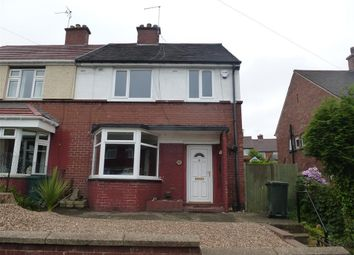 Thumbnail 3 bed semi-detached house to rent in Sycamore Road, Mexborough